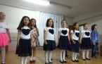 Minik Öğrencilerden Dev Gösteri