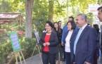 Bor'da Ebru Sergisi Açıldı