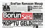 07 Haziran 2016 Salı Gazete Manşetleri
