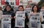 Niğde'de Cumhuriyet Gazetesi'ne Yapılan Operasyona Protesto