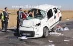 Niğde'de Feci Kaza: 1 Ölü, 2 Yaralı