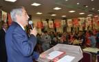 Mustafa Tecimer Gövde Gösterisi Yaptı