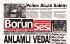 8 Haziran 2016 Çarşamba Gazete Manşetleri