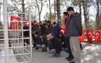 Konya'dan Ömer Halisdemir İçin Geldiler