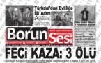 01 Haziran 2016 Çarşamba Gazete Manşetleri