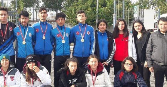 15 Temmuz Şehitleri Spor Lisesi Türkiye Finallerinde