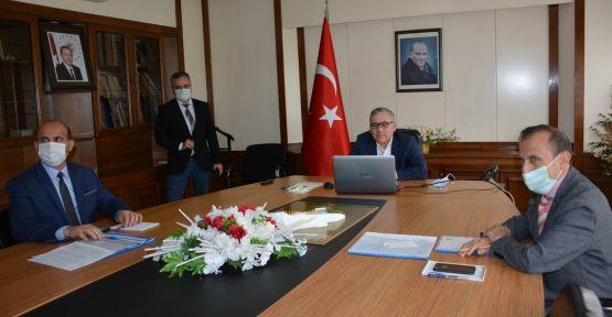 2021 yılı 2. koordinasyon kurulu toplantısı yapıldı