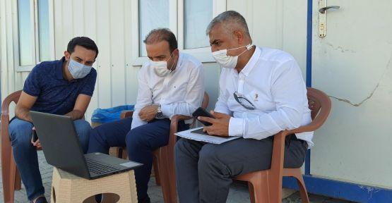 400 Yataklı Ek Hastanenin İnşaatı Başladı
