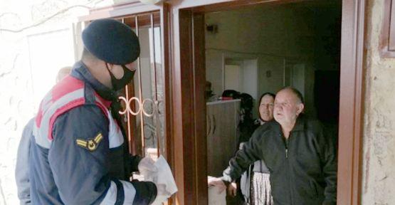 89 Yaşındaki Bilal Dede'den Kampanyaya Destek