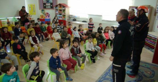 AFAD'tan afet bilinci eğitimi
