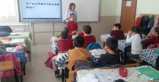 AFAD'tan Öğrencilere Eğitim