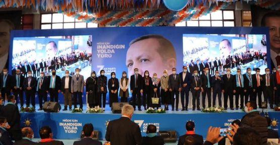 Ak Parti İl Başkanı Kılıç'ın listesi