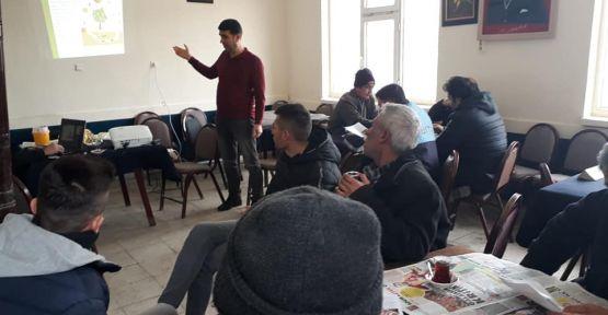 Akdeniz Sineği İle Mücadele Eğitimi Verildi
