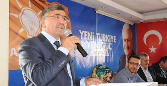 Akdoğan, Yeni Projeleri Açıkladı