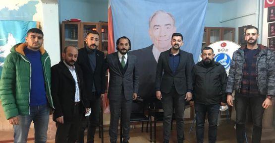 Alparslan Türkeş Doğumunun 103. Yıl Dönümünde Anıldı