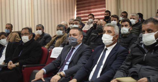 Alt Bölge Devlet Teşviki ve Desteği Bilgilendirme Toplantısı Yapıldı