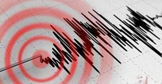 Altunhisar İlçesinde Deprem