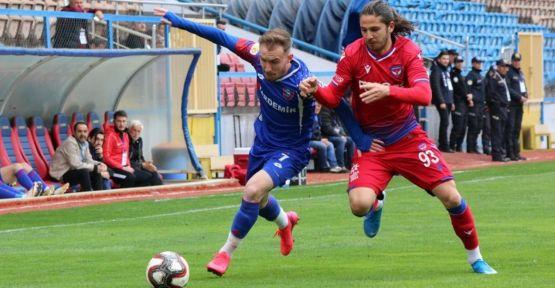 Anadolu FK'da Galibiyet Sevinci