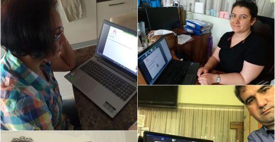 Anadolu Vakfı'nın Değerli Öğretmenim Projesi Online Eğitimlerle Niğde'de