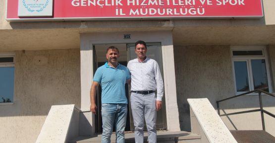 Antrenör Yılmaz  Kurt Avrupa'da Türkiye'yi Temsil Edecek