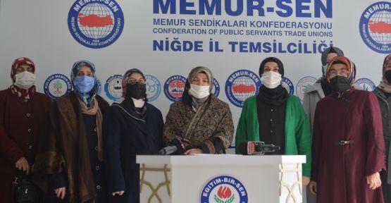 Aşgın, 28 Şubat mağdurlarının mağduriyetleri giderilmeli