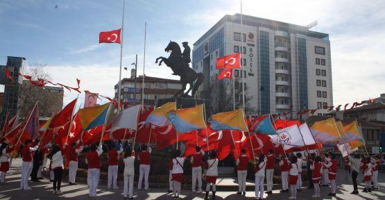 Atatürk'ün Niğde'ye Gelişinin 86. Yıl Dönümü Kutlandı