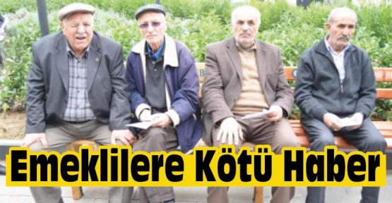 Bakandan 2000 Yılı Sonrası Emekli Olanlara Kötü Haber