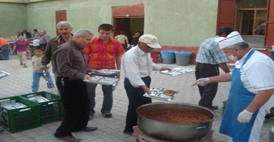 Balcı Köyü'nde Her Gün İftar Yemeği Verilecek