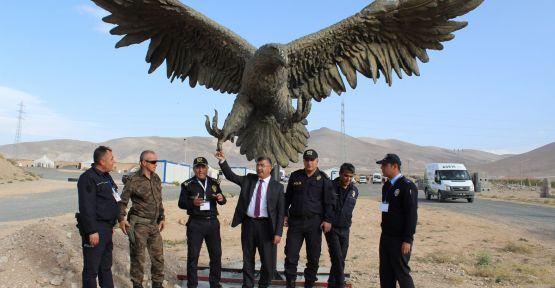 Başkan Akdoğan'dan POMEM Ziyareti