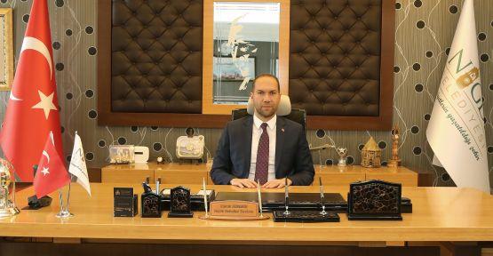 Başkan Özdemir Covid-19'u Yendi