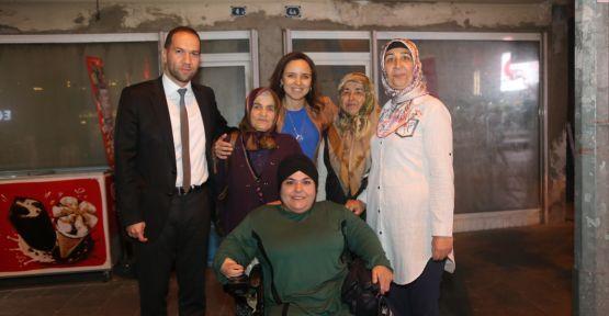Başkan Özdemir, Engelli Olmak Bir Tercih Meselesi Değil