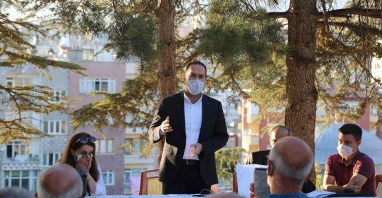 """Başkan Özdemir: 'Niğde İçin Tarihi Bir Fırsat"""""""