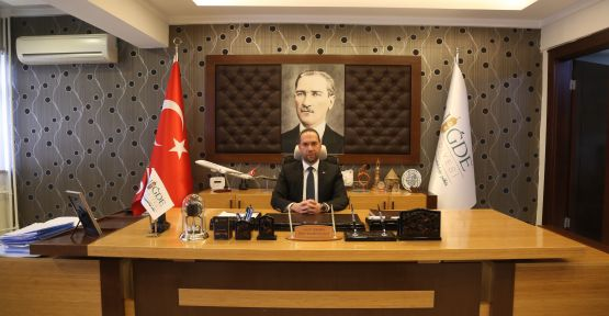 Başkan Özdemir'den Plazma Bağışı Çağrısı