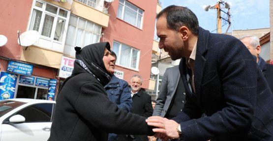 Başkan Özdemir'den yaşlılar haftası mesajı