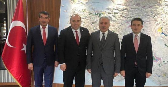 Başkanların Ankara Çıkarması