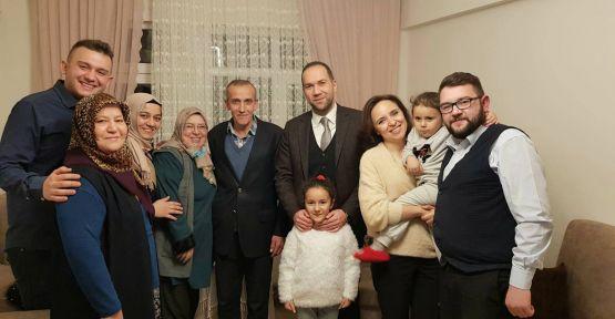 Belediye Başkanı Emrah Özdemir, Gönül Kapılarını Çalıyor