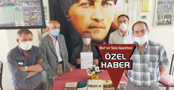 Bor Balkan Türklerinden Uysal'a Sert Tepki