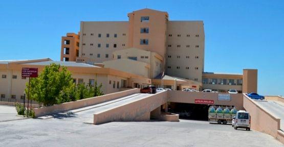 Bor FTR Hastanesinde kovid-19 tedbirleri