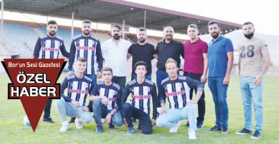Bor'da Futbolun Yeni Adı 51 Borspor