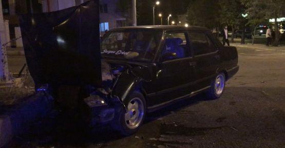 Bor'da Trafik Kazası