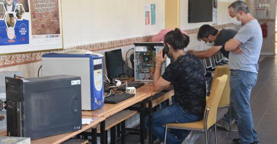 Bütün Okullara EBA Destek Odaları Kuruluyor