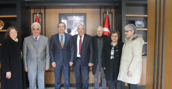 CHP Bor İlçe Örgütünden Ziyaretler
