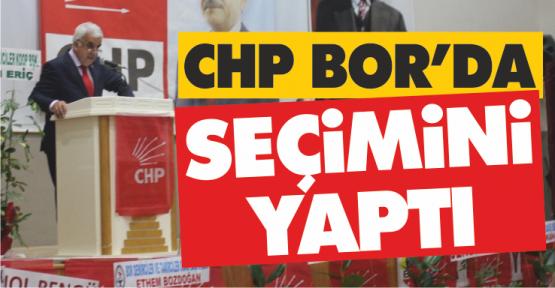 CHP Kongresi Gerçekleşti