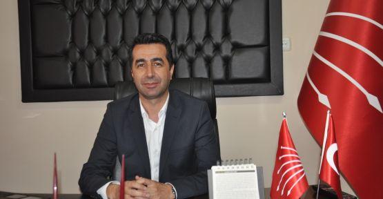 CHP'li Adem'den Kışlalı'yı Anma Mesajı