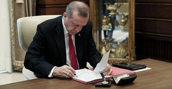 Cumhurbaşkanı Erdoğan, Niğde Belediyesine Yetkiyi Verdi