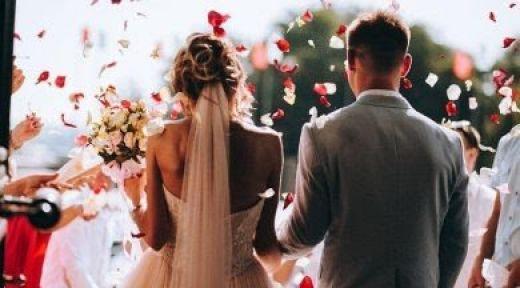 Düğünlere Yeni Düzenleme
