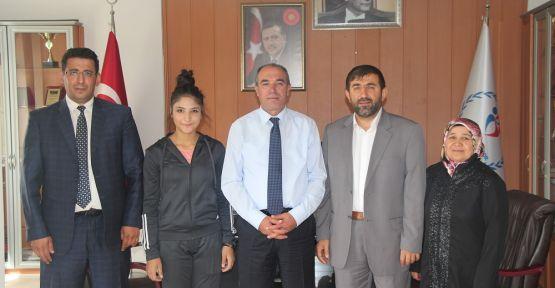 Elif Gül Balkan Şampiyonasına Gidiyor