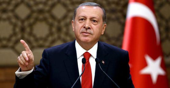 Erdoğan Niğdeli Kahraman Şehidi Unutmadı