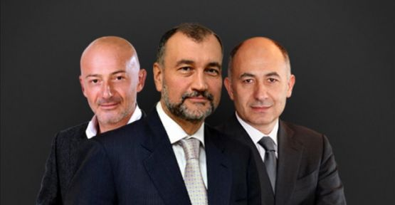 Ferit Şahenk, Türkiye'nin En Zengin 3'üncü ismi