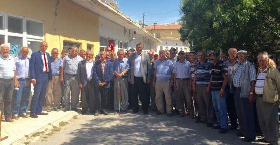 Gürer: Hasandağı'nda Jeotermal Enerji İçin Köy Kaygılı